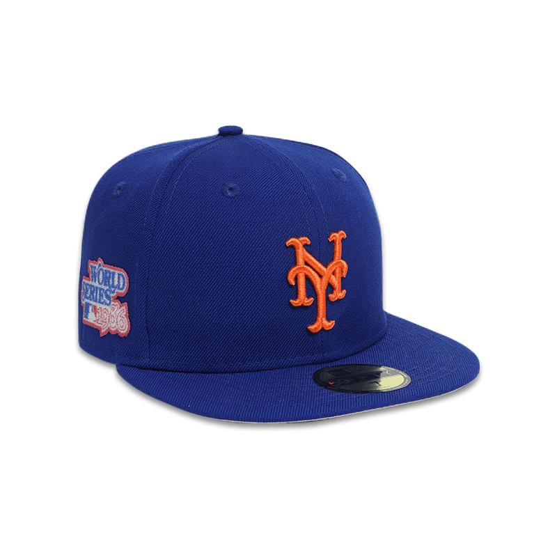 12107939 New Era X Swarovsky New York Mets Men S Fitted Hat In 2021 Fitted Hats New York Mets Men Fits