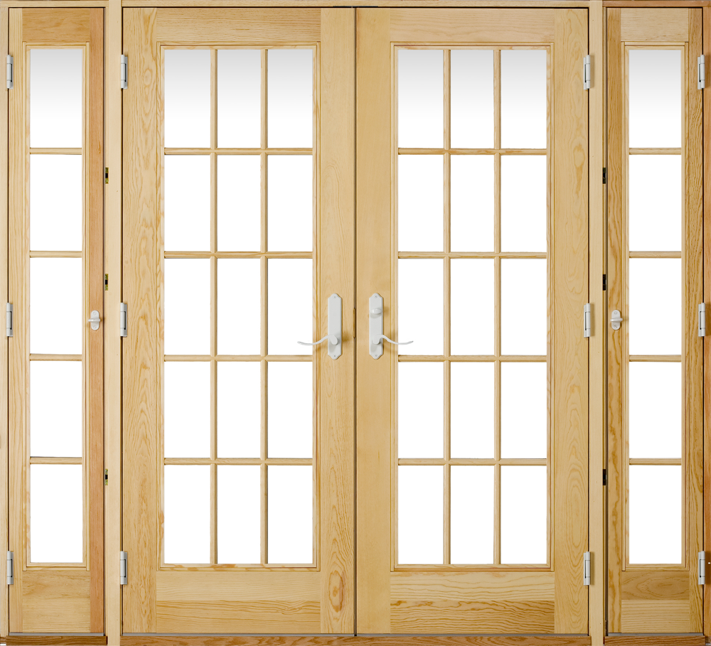 Jeld Wen Doors Windows French Doors With Vented Sidelights