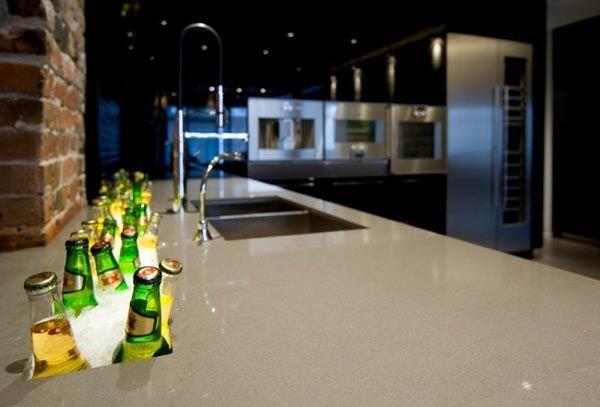 Einrichtungstipps Junggesellen Wohnung Küche Bierkühler