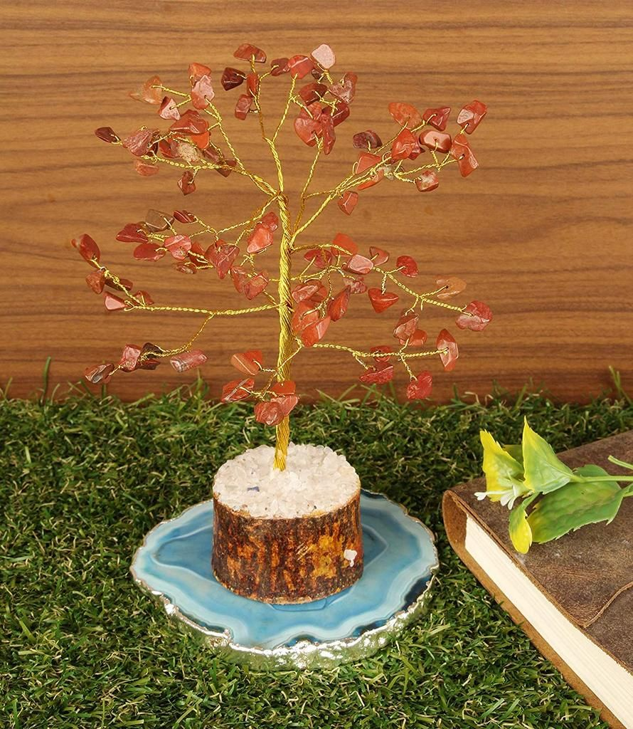 Carnelian gemstone money tree in 2020 money trees