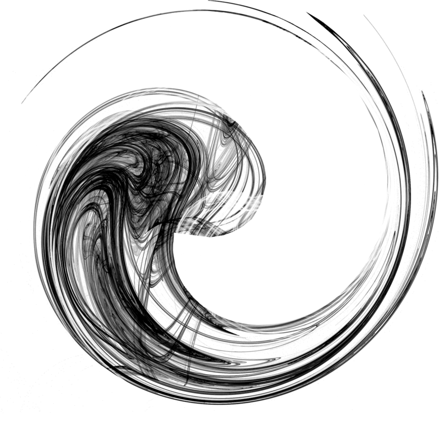 printable images of pencil drawings of yin yang to