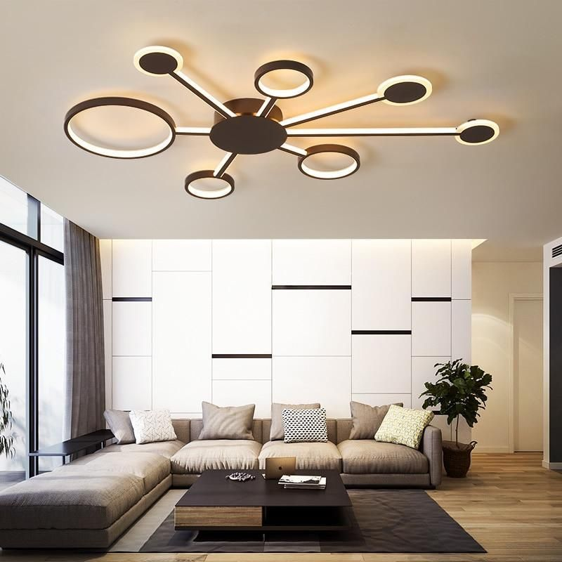 Modern Led Ceiling Lights For Living Room Bedroom Home Ceiling Lamp Living Room Lighting Modern Led Ceiling Lights Led Ceiling Lights