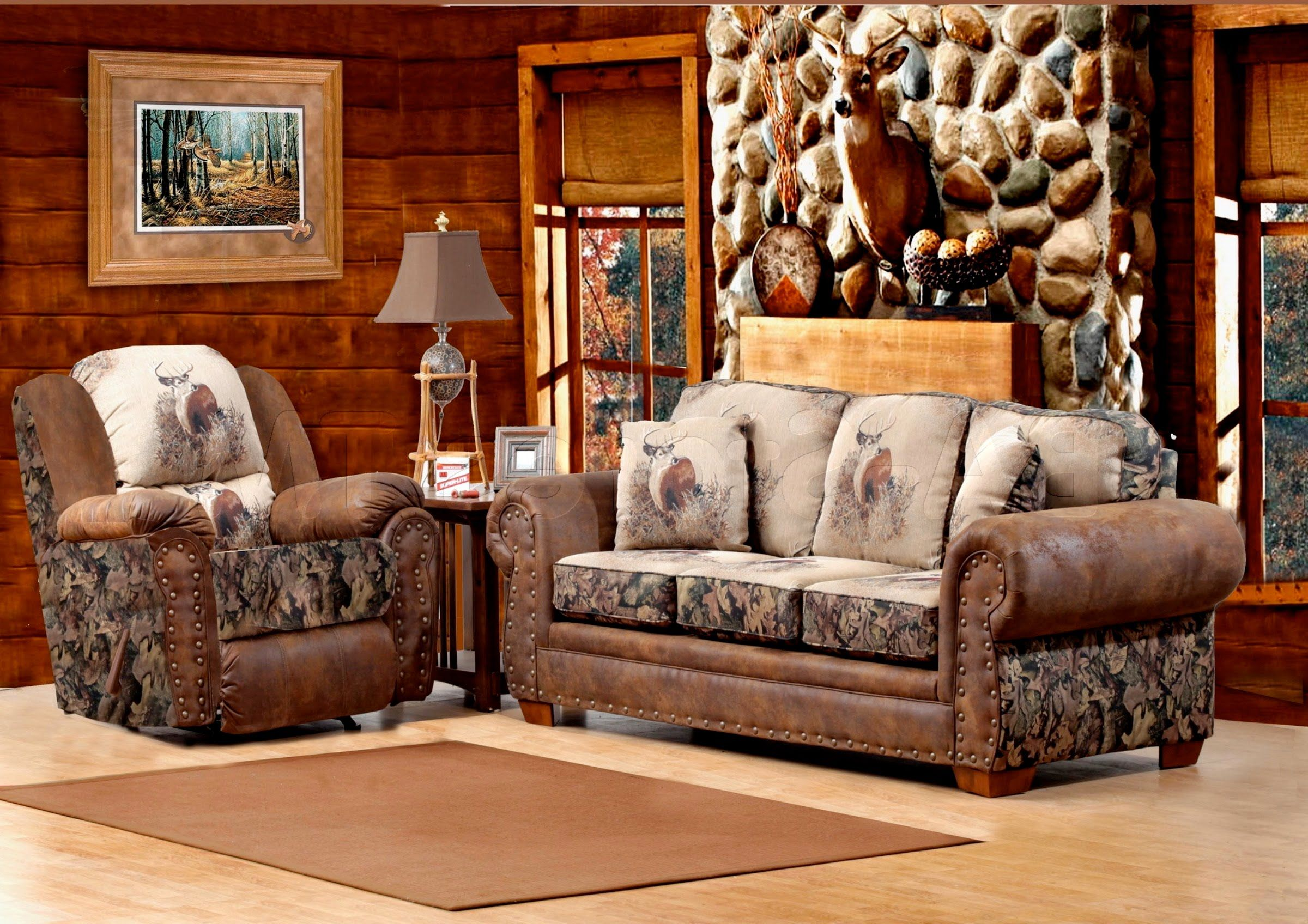 Best Camo Living Room Furniture Ideas Camo Living Rooms 400 x 300