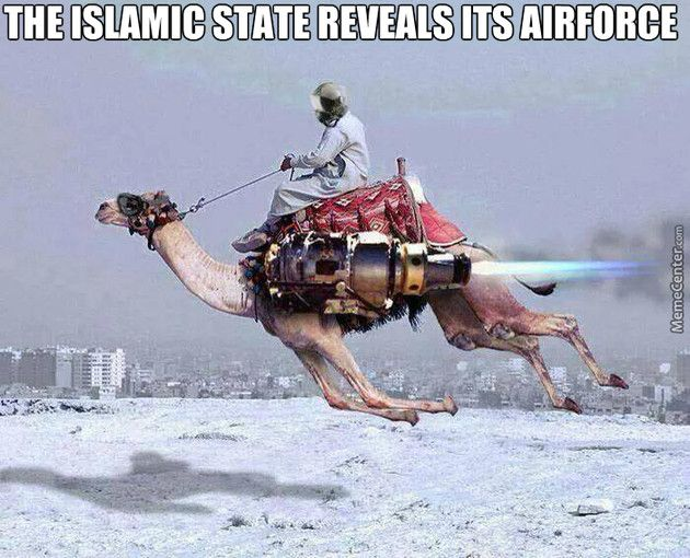 Looks likes ISIL's splashing out some of that oil money...