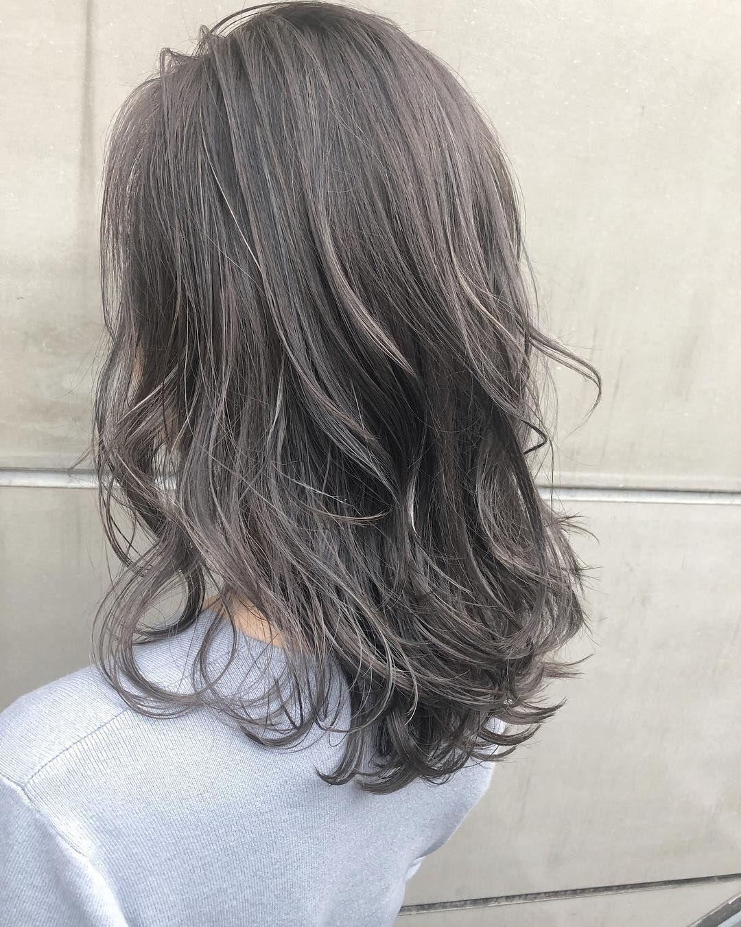New The 10 Best Hairstyles With Pictures グレー系のオーダー多めです Much Killa ハイライトブリーチなしのダブルカラーグレーグレージュベージュは是非お任せ下さい