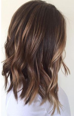 10 Balayage Hairstyles for Shoulder Length Hair