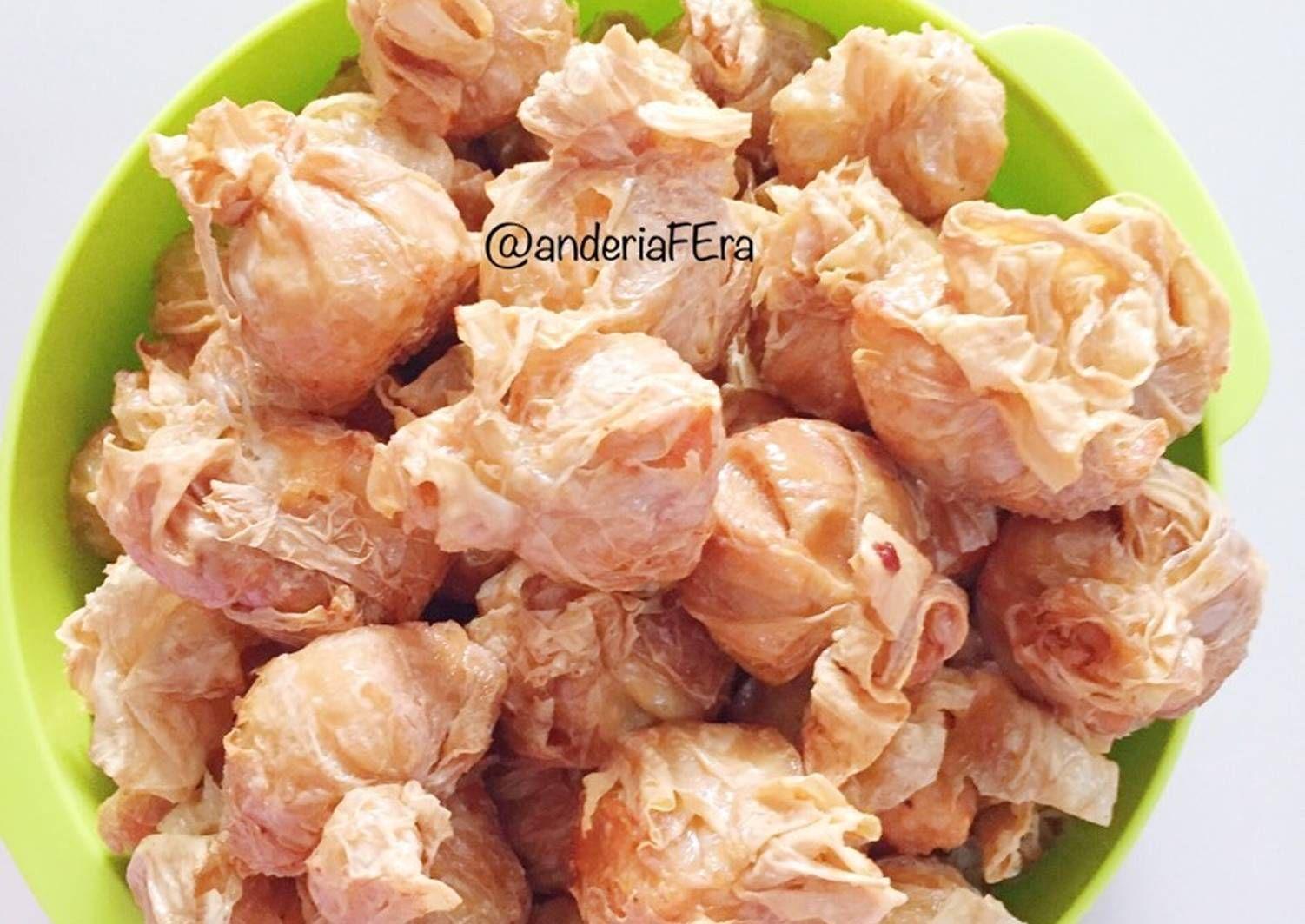 Resep Ekado Ala Hokben Oleh Anderia Fera Resep Resep Resep Masakan Masakan
