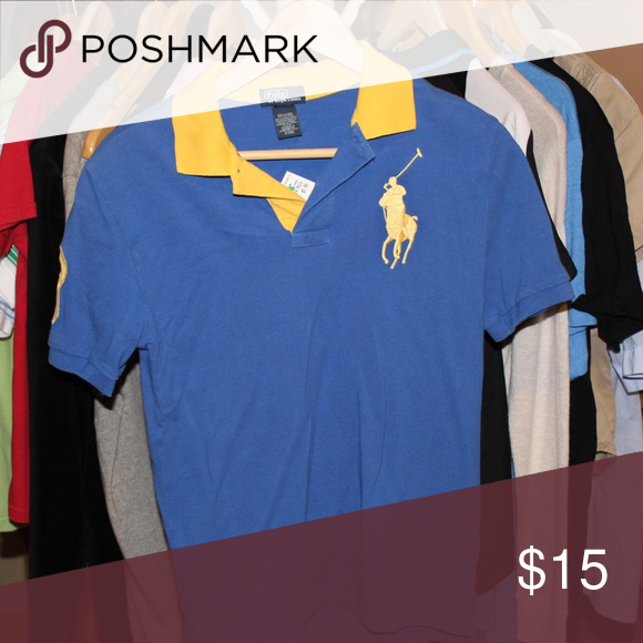 8933a8d40 Polo Ralph Lauren shirt Gently used Polo by Ralph Lauren Shirts & Tops Polos