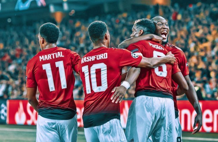 Pin By Max Arnerich On MUFC