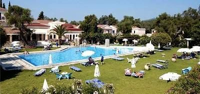 Řecko, Korfu, Mesongi a Moraitika - hotel APOLLO PALACE VILLAGE