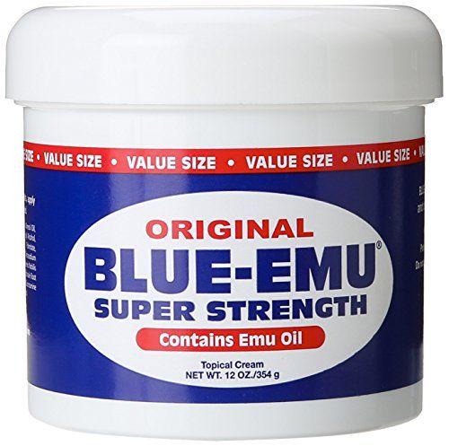 Blue Emu Original Analgesic Cream 12 Ounce (Packaging Ma ...
