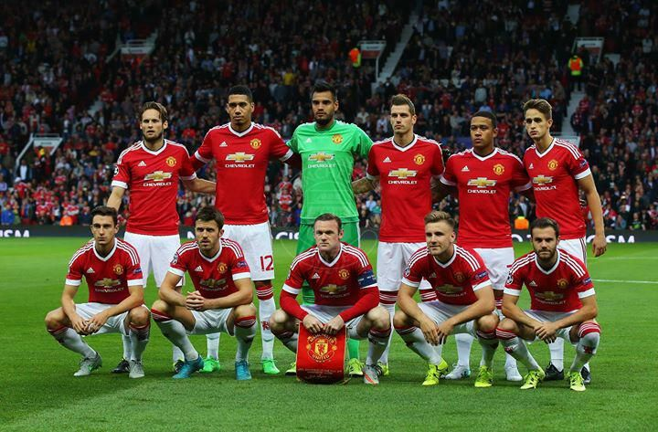 Linus Mufc On Twitter Manchester United Team Manchester United Manchester United Line Up