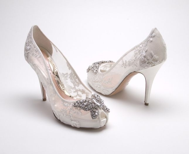 17 Best images about Bridal Shoes on Pinterest | Wedding, Wedding ...
