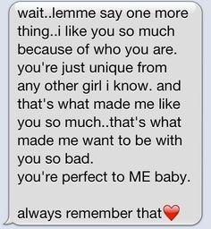 texts to send your boyfriend