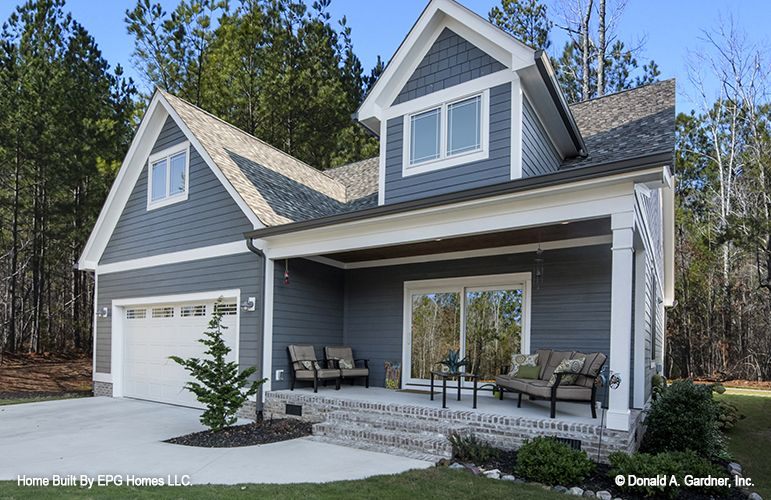 New photos of The Radford plan 1108 built by EPG Homes in ...