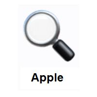 Left Pointing Magnifying Glass Emoji Magnifying Glass Magnifier Emoji
