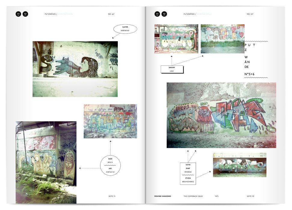 Moving Shadows Magazine N°3 : WE ARE BÜRO|BÜRO™