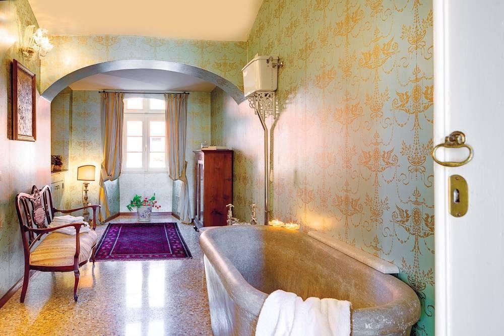 Mobili Da Bagno Como.Luxury Villa Rental In Lake Como Luxury Bathroom Decor