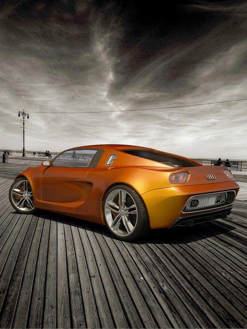 Audi Onix Concept Car Automobile Autos Y Motocicletas