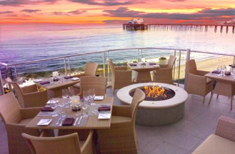The Carbon Beach Club At Malibu Inn
