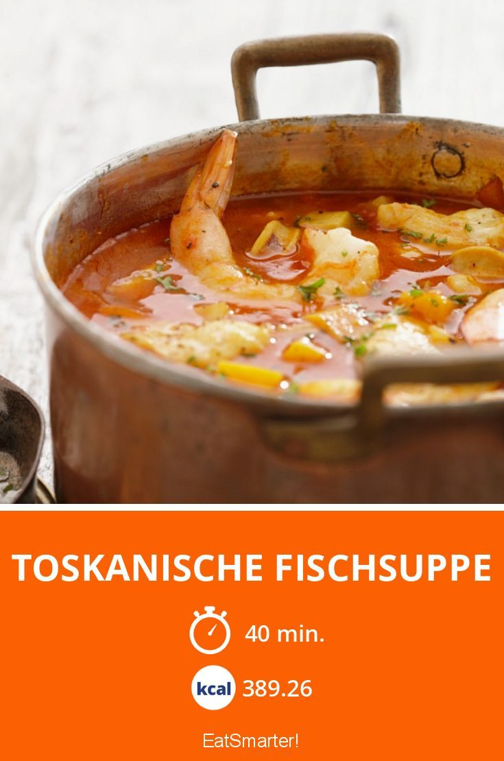 Photo of Tuscan fish soup
