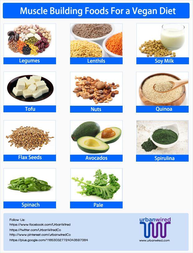 vegan muscle uiding diet
