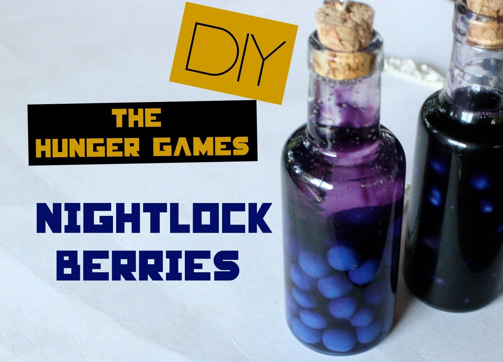 Nightlock Is A Wild Plant With Poisonous Berries That Katniss