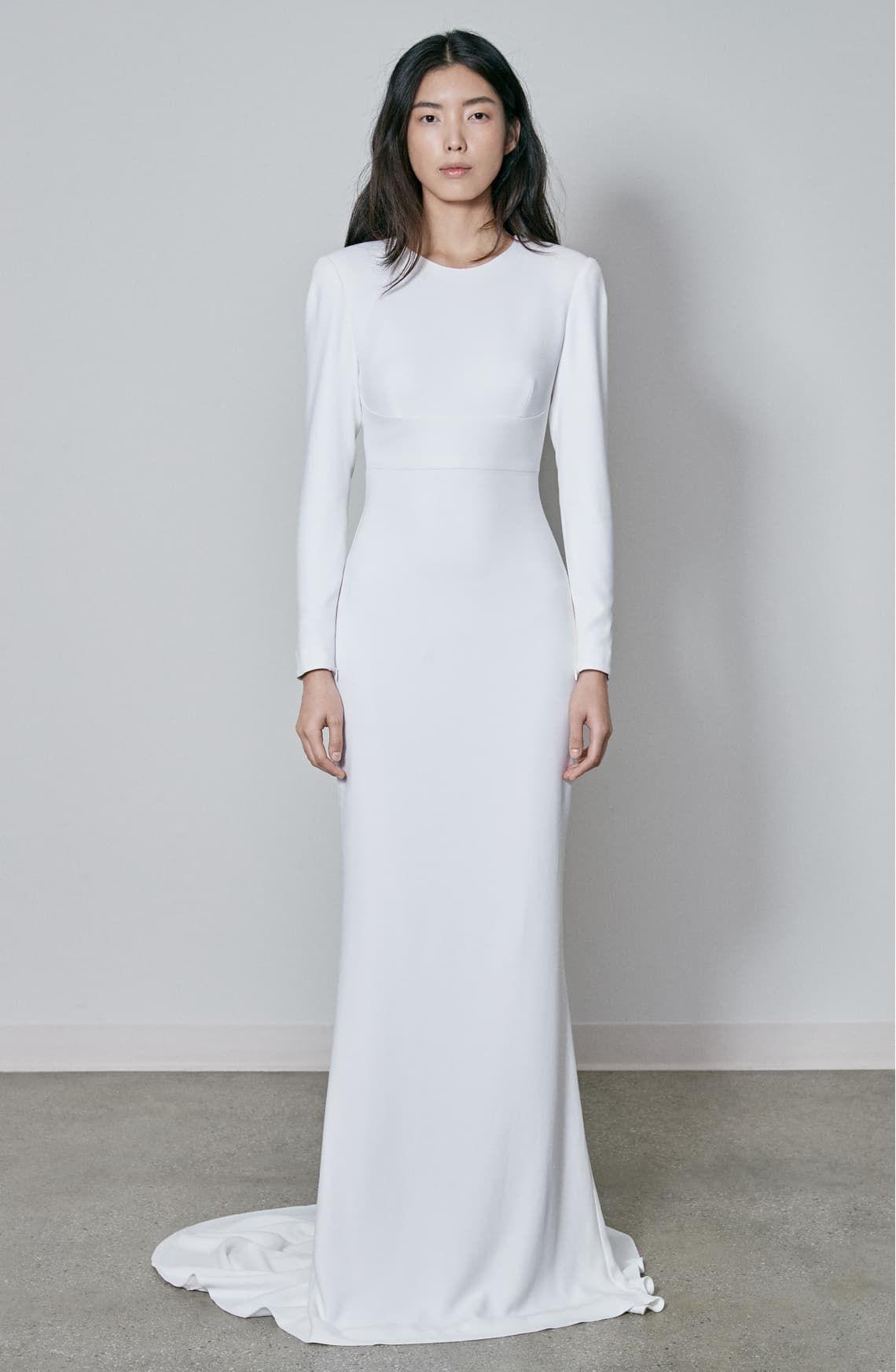 Stella Mccartney F18 Ruby Long Sleeve Cutout Wedding Dress Nordstrom Dresses Gowns Of Elegance Nordstrom Dresses [ 1746 x 1140 Pixel ]