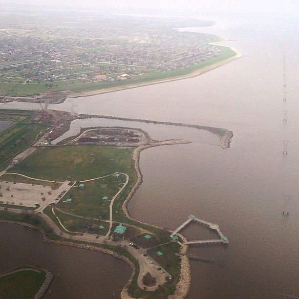 The Levees Look Fine