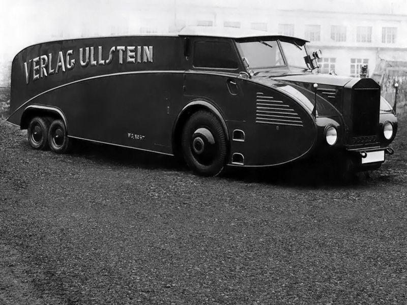 1931 Rumpler RuV 31 6x2