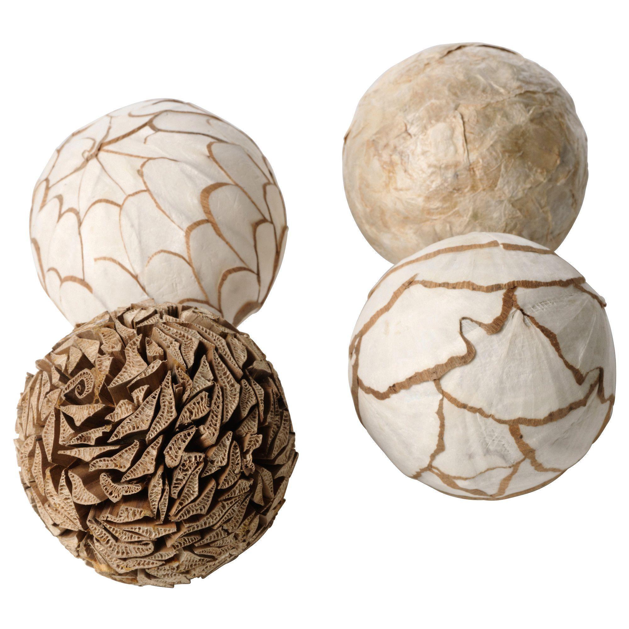 Decorative Balls For Bowls Ikea  Somlig Decoration Ball You Can Arrange The Decorative