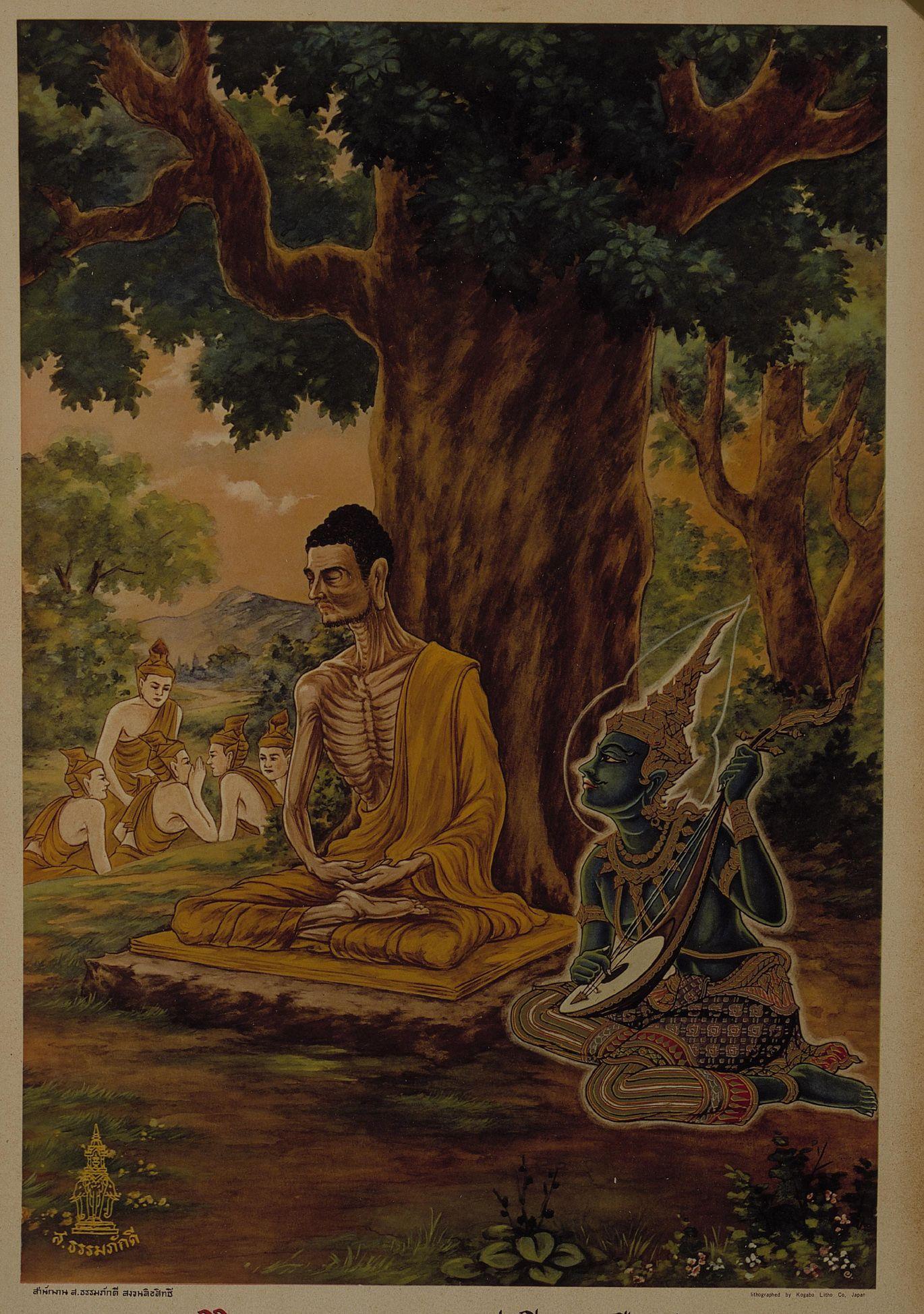 The Life of the Buddha (Thailand) : Sangha Life/ Monks & Nuns : Mingkok : Buddhistdoor