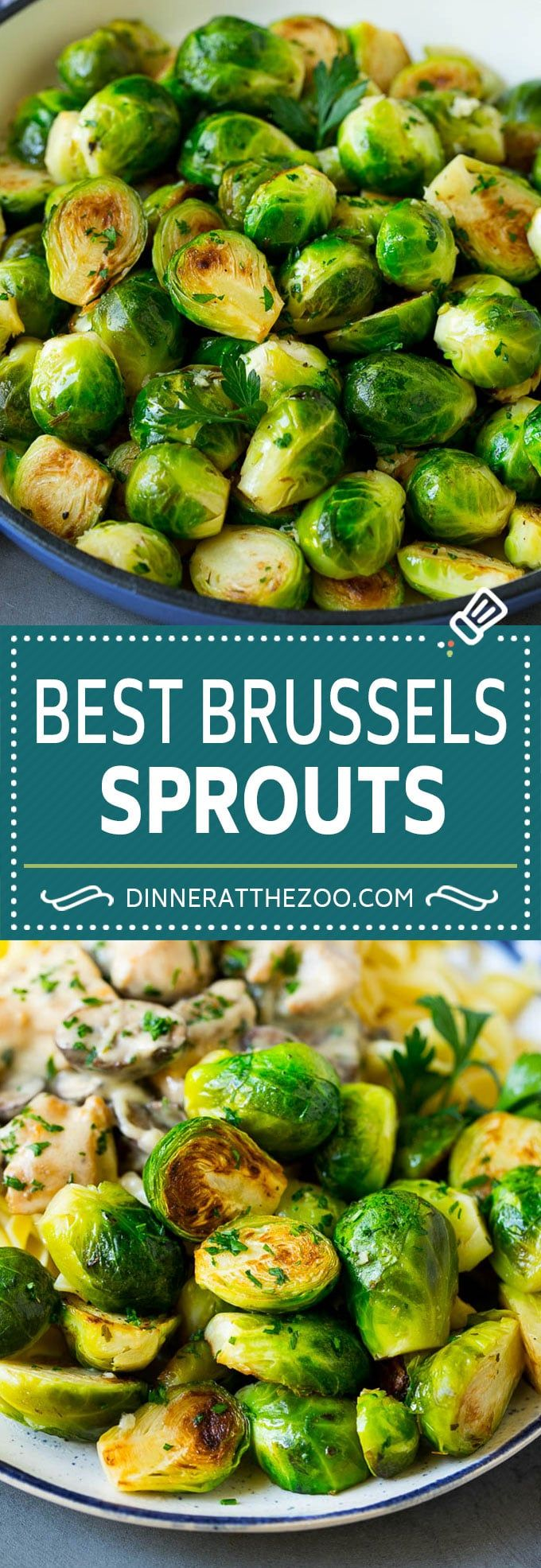 Sauteed Brussels Sprouts Sauteed Brussels Sprouts Recipe | Brussels Sprouts Side Dish