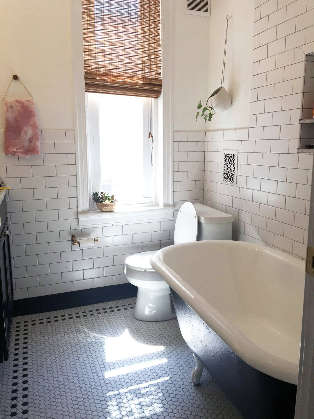 $20K Vintage Bathroom Remodel: Budget, Sources + More | Home ...