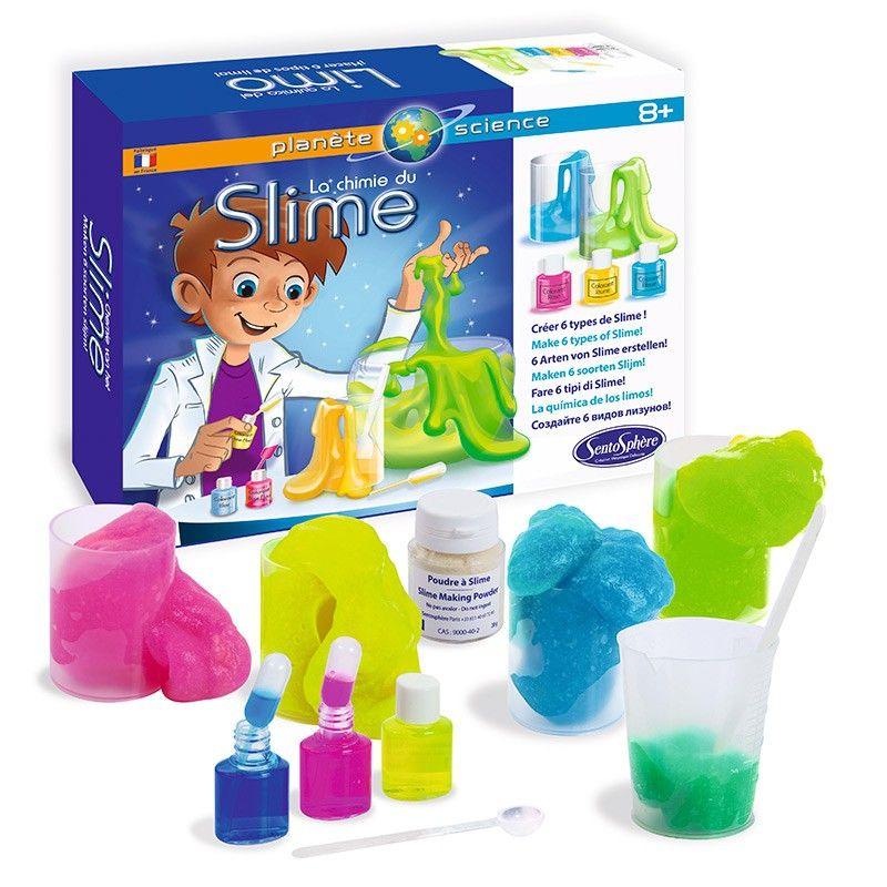 Sentosphere el taller-Arts /& Crafts Slime Para Niños