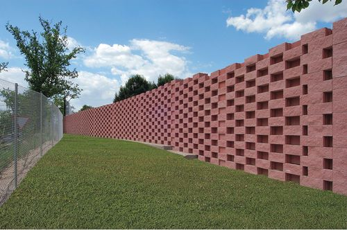 Bloque De Hormigón Para Muro De Contención Ulises Verniprens Bloque De Hormigon Losas Macizas Muro De Bloques