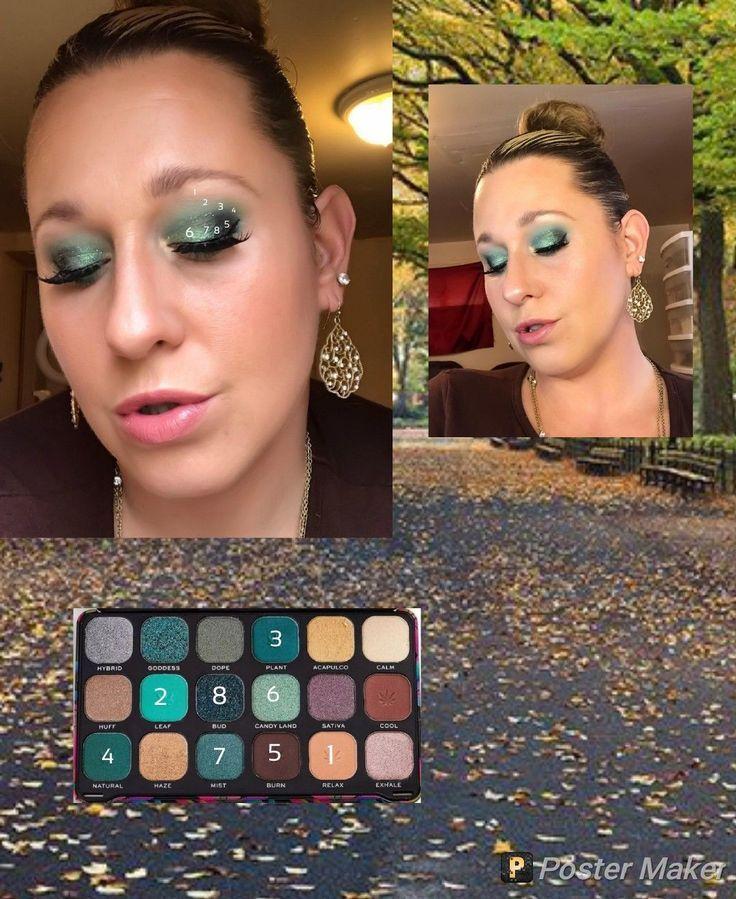 makeup revolution chilled palette makeup revolution