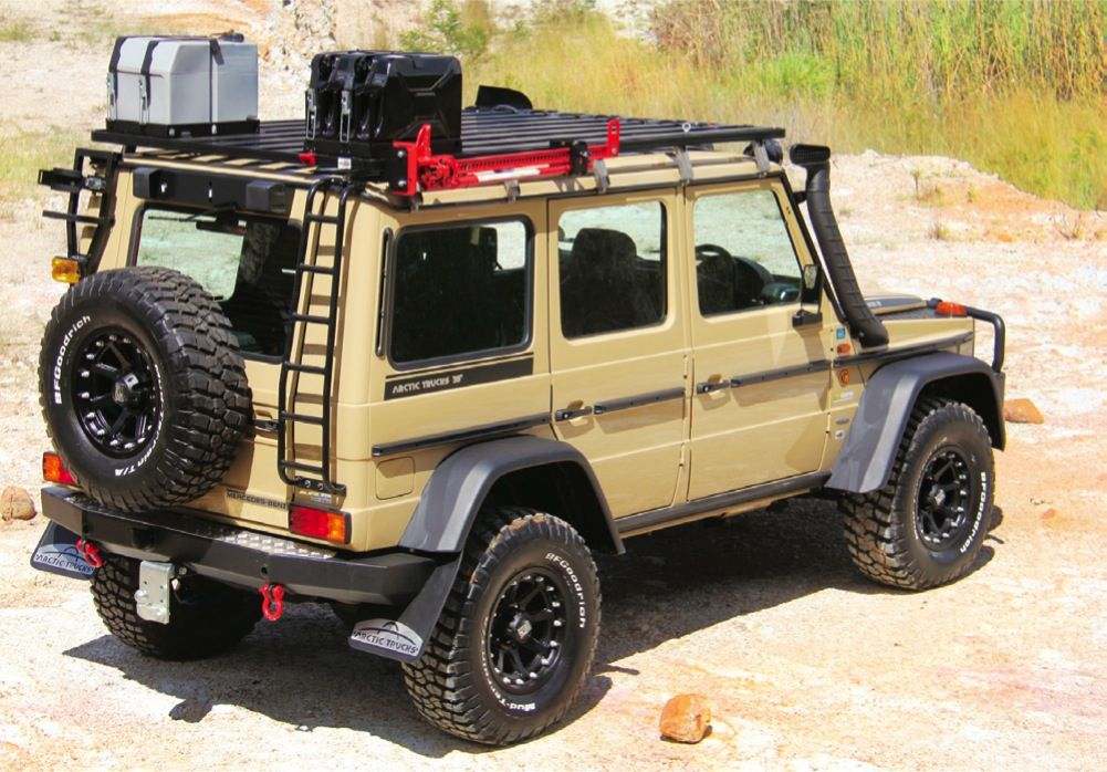 Arctic Trucks G Class One Very Big G With Images G Wagon G