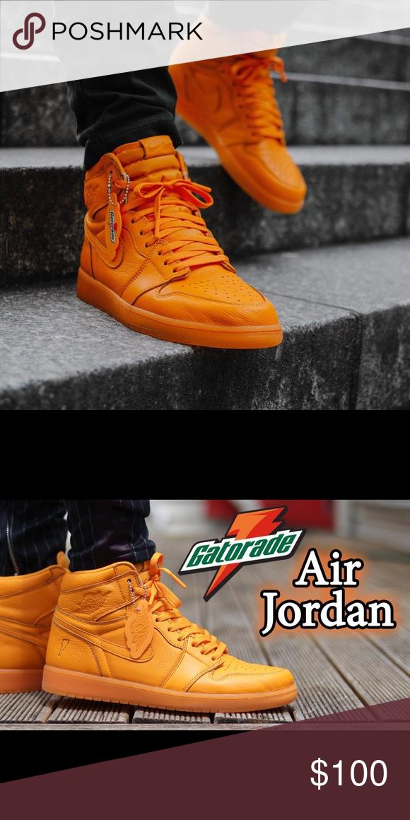 huge discount b369f bc769 Gatorade Jordan 1 9/10 condition. NEED GONE Nike Shoes ...