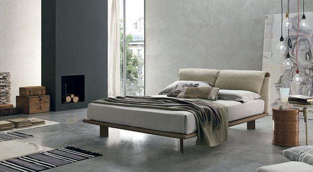 Moderne schlafzimmermöbel bett holz gestell alivar | Betten ...