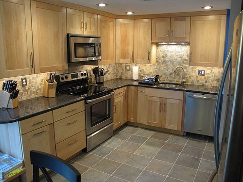 How To Brighten Up A Dark Kitchen Without Painting The Nest Home Decorating Ideas Recipes Kitchen Remodel Inspiration Kitchen Lighting Remodel Kitchen Design Small