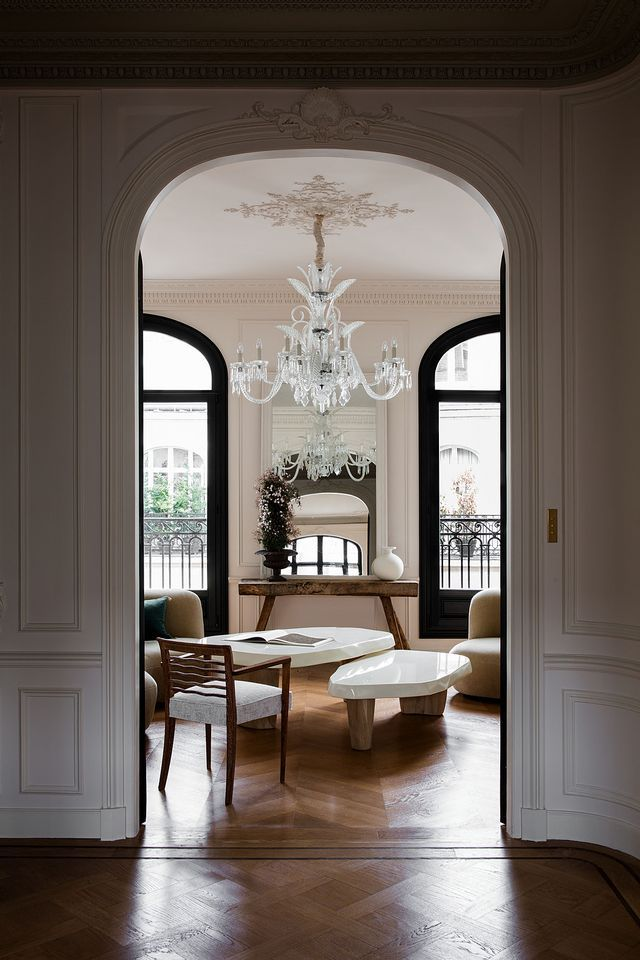 A Paris Penthouse (DPAGES BLOG) Appartamenti parigi
