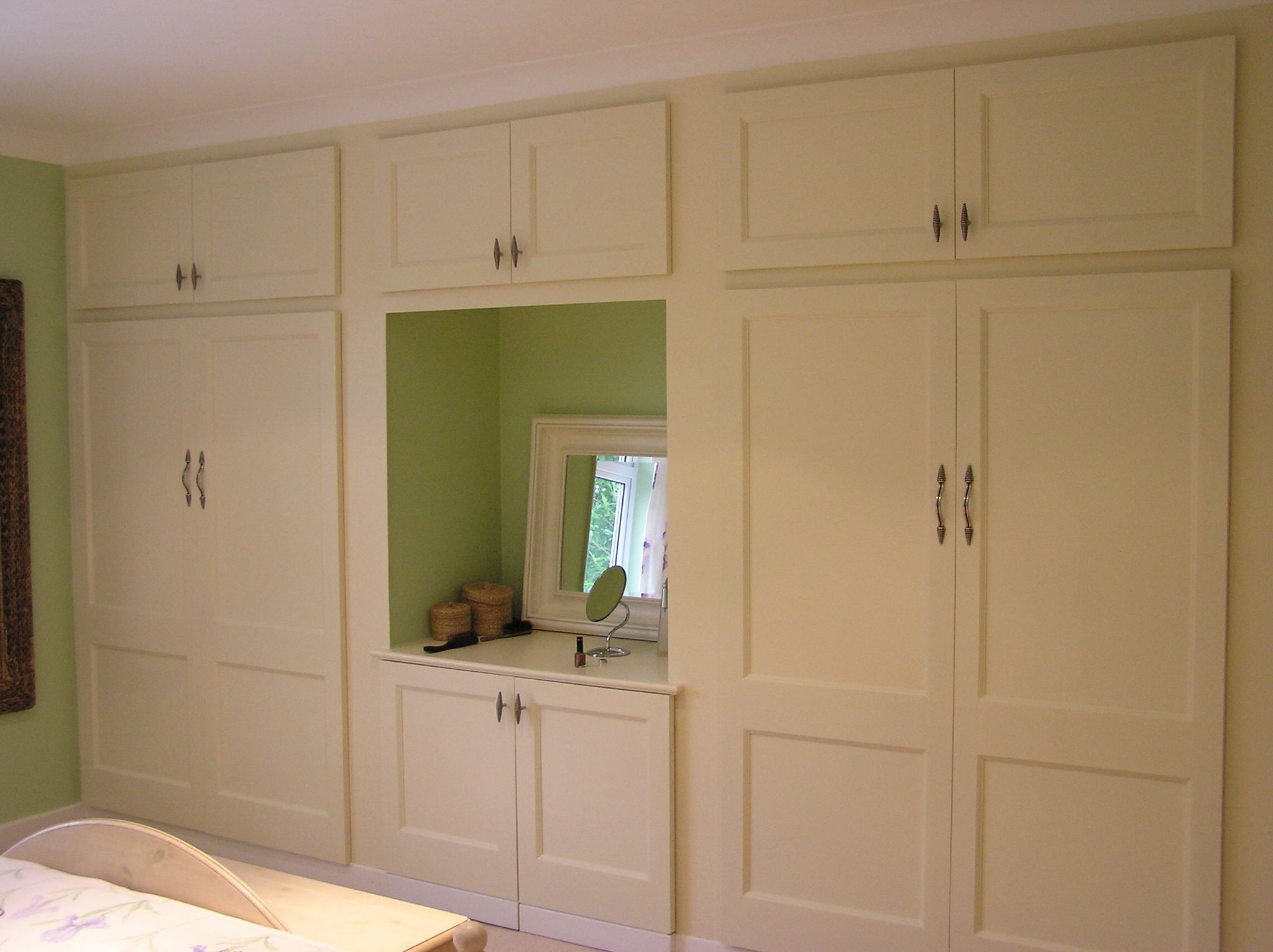 Bedroom dressing table and cupboard - Fitted Wardrobes With Dressing Table Bedroom Wardrobedressing