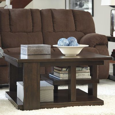 Signature Design By Ashley Garletti Coffee Table Coffee Table