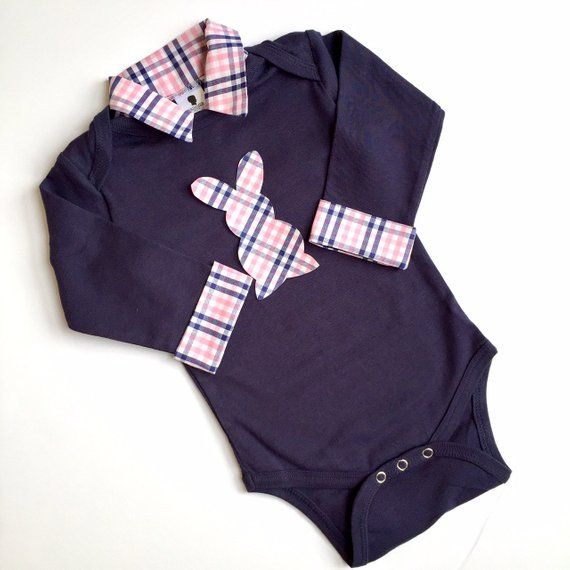 e9399251d Baby Easter Outfit - Baby s First Easter Shirt - Baby Boy Easter ...