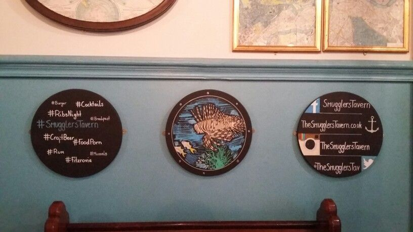 3 porthole signs #tonyaaaagh