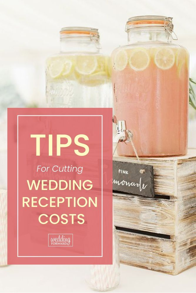 Tips For Cutting Wedding Reception Costs | Wedding Forward