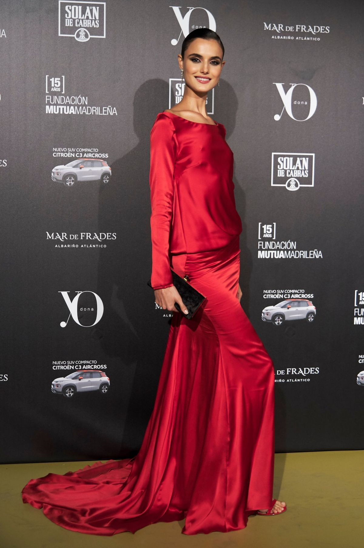 23f853e44d BLANCA PADILLA at Yo Dona International Awards 2018 in Madrid 10 03 2018