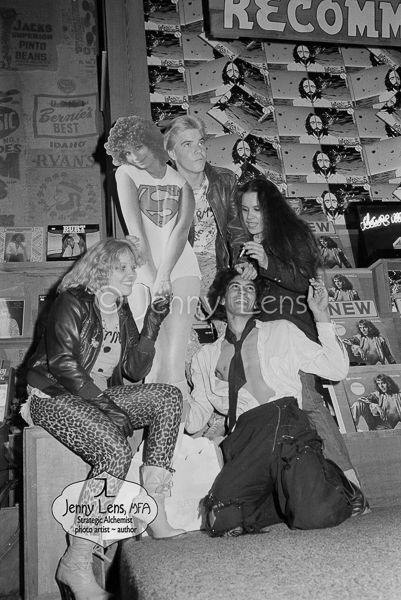Germs Lorna Doom Darby Crash Pat Smear Licorice Pizza June 1