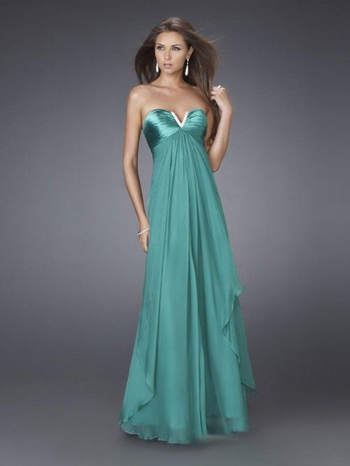 1000  images about Evening gowns on Pinterest - Chiffon evening ...